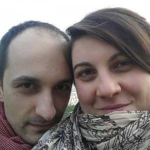 Andrea e Daniela, nessun ponte fermerà le nozze