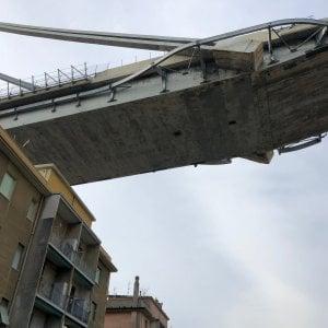 Crollo ponte Morandi, nuove perquisizioni della Guardia di Finanza