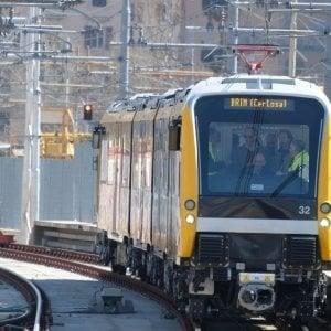 Crollo Ponte Morandi: ressa in stazione, alla Metro di Brin ...