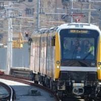 Crollo Ponte Morandi: ressa in stazione, alla Metro di Brin interviene la