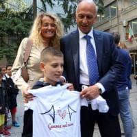 Ponte Morandi, il ministro Bussetti  incontra gli studenti delle scuole interessate dal crollo