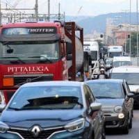 Traffico, ancora tilt nel Ponente