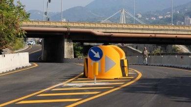 Crollo ponte, inaugurata la Strada del Papa