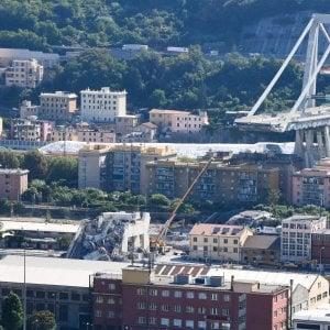 Decreto Genova, 30 giorni ad Autostrade per mettere a disposizione i soldi per la ricostruzione
