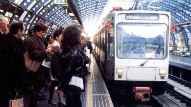 Crollo Ponte Morandi, mossa Amt contro il traffico: un treno in più per la Metro