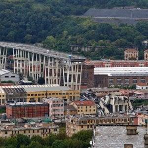 Ponte Morandi, pronto il decreto, battaglia sulla ricostruzione