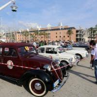 Auto storiche in mostra al Porto Antico