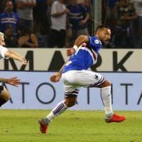 Sampdoria-Inter, il fotoracconto della partita