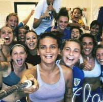 Calcio femminile, sorride la Liguria