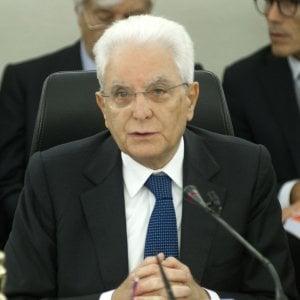 Mattarella ha firmato il decreto genova for Decreto presidente della repubblica