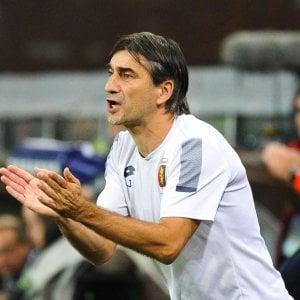 """Juric e il Genoa: """"Sono pronto a riconquistare i tifosi"""""""