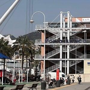 Crollo ponte Morandi, pranzo solidale all'Expò