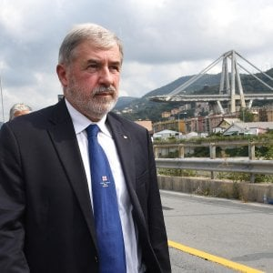 Autostrade invia il suo progetto a Bucci