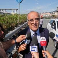 Ponte Morandi, una lista di quaranta nomi al vaglio dei magistrati