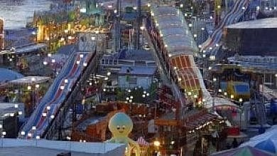 IL Luna Park resta in piazzale Kennedy