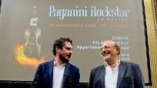 """""""Paganini rockstar come Jimi Hendrix"""" Ivano Fossati spiega la mostra al Ducale  Videointervista    di FABRIZIO CERIGNALE"""