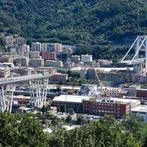 Crollo ponte Morandi, le prove del degrado dei tiranti