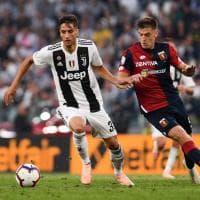 Juventus-Genoa, il fotoracconto della partita