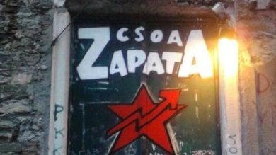 """Garassino avverte i centri sociali """"Pronti a sgomberare lo Zapata"""""""