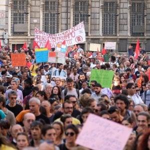 Un migliaio in corteo contro il razzismo