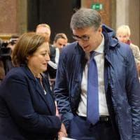 Cantone a Genova per parlare di anticorruzione: vertice con Bucci sul Morandi