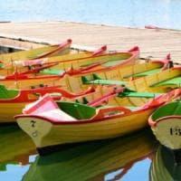 Canottaggio: otto rioni si sfidano nel Palio remiero di Genova