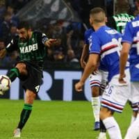 Sampdoria-Sassuolo, il film della partita