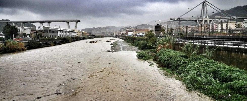 Domani allerta rossa dalle sei del mattino alle 18 su Genova e levante, scuole chiuse