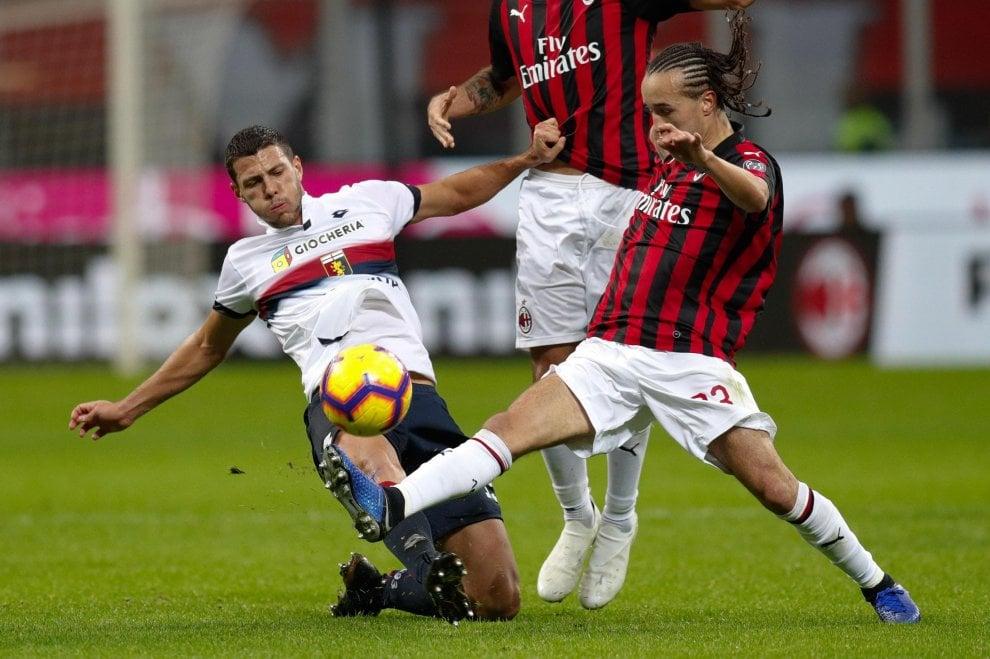 Milan-Genoa, il fotoracconto