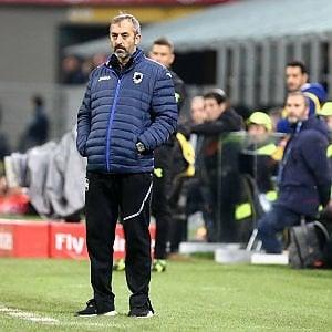 """Giampaolo: """"Col Torino partita super difficile"""""""