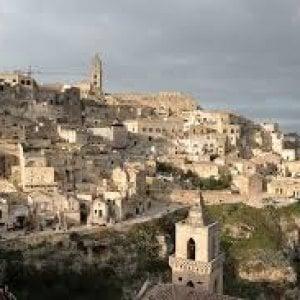 Memori, il porto di Genova a Matera 2019