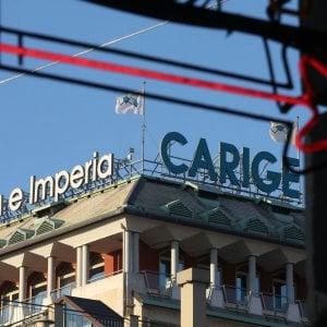 Carige, un mese di svendite, è passato di mano quasi il 40% delle azioni