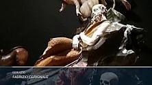 A Palazzo Reale la sorprendente mostra delle sculture del Maragliano  Video