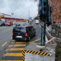 Viabilità, week end di passione per il ponente: via Siffredi chiusa per