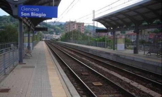 San Biagio, la stazione dimenticata