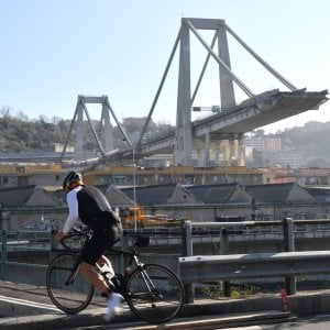 Un progetto Fincantieri per un nuovo ponte in acciaio a Cornigliano sul Polcevera