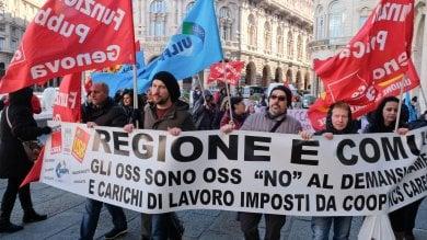 Brignole e Baglietto, la protesta  scende in piazza