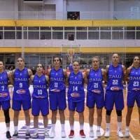 Basket femminile, l'Europa passa da Spezia