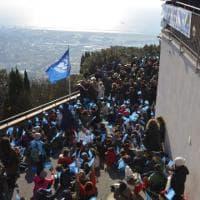 """Il Monte Gazzo è diventato """"monte dei bambini"""""""