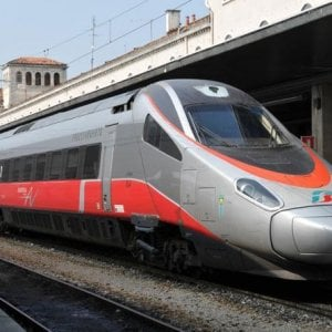 Treni, due Frecciargento da Genova per l'aeroporto di Fiumicino