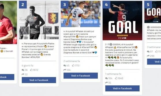 Samp e Genoa, il derby è anche una battaglia di clic