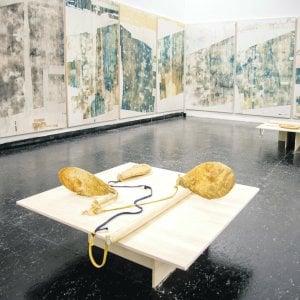 I colori delle incisioni rupestri proiettati nel futuro da Trevisani