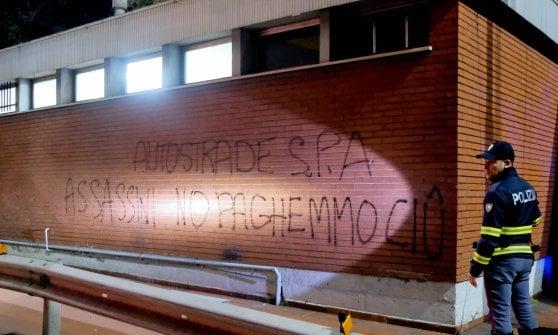 """Blitz gilet gialli contro Autostrade, sindacati """"preoccupati per violenza contro lavoratori e utenti"""""""