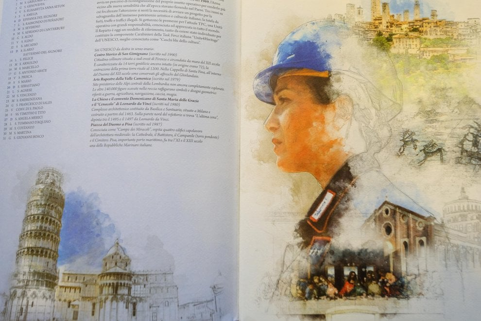 Calendario Carabinieri.La Liguria Nel Calendario Dei Carabinieri 1 Di 1 Genova