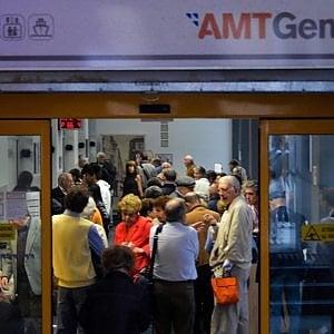 La rivoluzione biglietterie: Amt apre a palazzo Ducale ma chiude via D'Annunzio