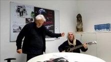 Alloisio, le passioni  tra Guccini e Claudio Lolli