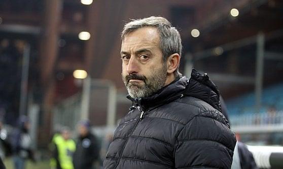 """Giampaolo: """"Lazio ingolfata? Non saremo i suoi meccanici"""""""