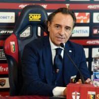 Genoa, l'esordio di Prandelli: