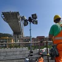 """Ponte Morandi, il gip: """"Tursi può demolire ma quello che rimane è una prova"""""""