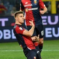 Genoa - Spal, le foto della partita